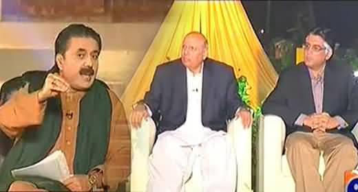 Khabarnaak Special on Completion of 400 Episodes (Governor Punjab, Musharraf Dummy) - 1st November 2013