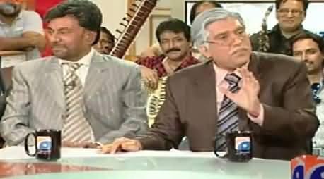 Khabarnaak Election Special (Khawaja Asif Dummy) – 7th June 2015