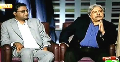 Khabarnaak Special (Wajahat Masood & Masood Sharif Khattak) – 18th December 2014