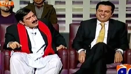 Khabarnaak (Talal Chaudhry & Sheikh Rasheed Dummy) – 18th January 2015