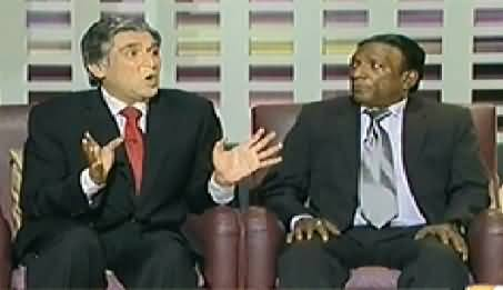 Khabarnaak (US President Obama Dummy with John Kerry) – 4th July 2014