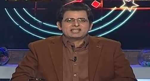 Khabarnaak With Irshad Bhatti (Comedy Show) - 22nd January 2021