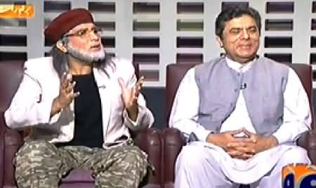Khabarnaak (Zaid Hamid Dummy) – 12th September 2014