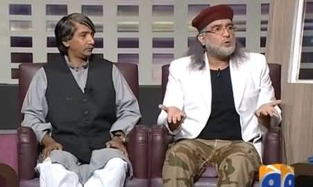 Khabarnaak (Zaid Hamid Dummy) - 21st November 2015