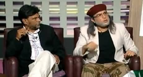Khabarnaak (Zaid Hamid Dummy) – 28th March 2015