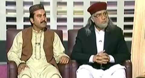 Khabarnaak (Zaid Hamid Dummy) - 2nd May 2014