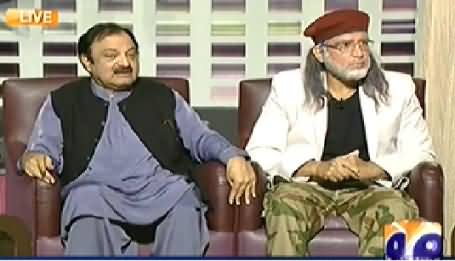 Khabarnaak (Zaid Hamid Dummy & Ata Muhammad Manika) – 8th November 2014