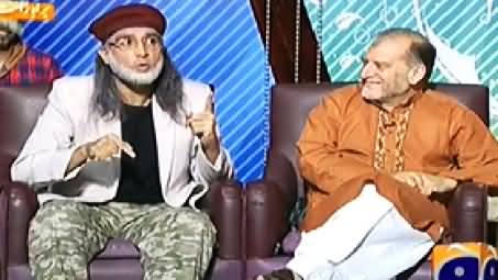Khabarnaak (Zaid Hamid Dummy & Orya Maqbool Jan) – 11th October 2014