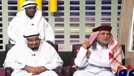Khabarnaak (Zaid Hamid Dummy With Arabic Man) – 15th October 2015