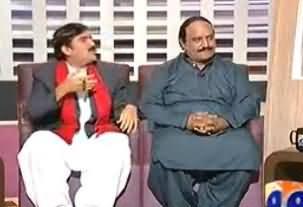 Khabarnaak (Zamurd Khan Dummy and Sheikh Rasheed Dummy) – 24th August 2013