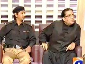 Khabarnaak (Zardari Dummy, Tariq Aziz Dummy) - 8th September 2013