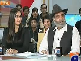 Khabarnaak (Zulfiqar Mirza Dummy) - 20th November 2015