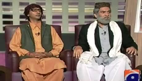 Khabarnaak (Zulfiqar Mirza's Dummy) – 10th May 2015