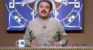 Khabaryar With Aftab Iqbal (Episode 25) - 19th March 2020