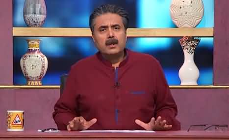 Khabarzar with Aftab Iqbal (Comedy Show) - 4th August 2019