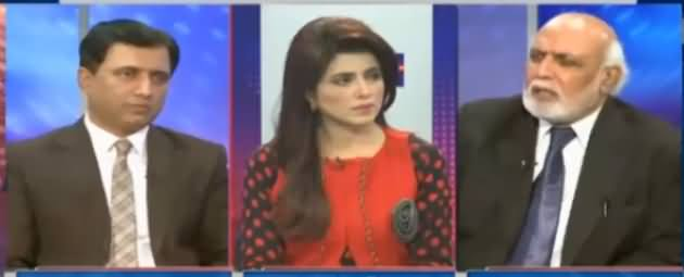 Khaber Ye Hai (General Raheel Head of Military Alliance) - 7 January 2017