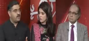 Khabr Garm Hai (Khawaja Saad Rafique Criticism on NAB) - 19th March 2020
