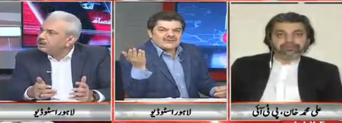 Khara Sach (Grand Opposition Ka Ahtajaj) – 8th August 2018