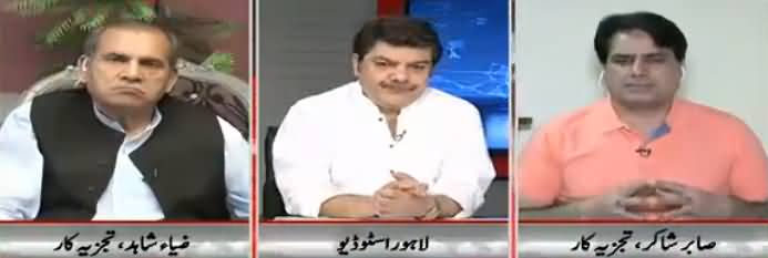Khara Sach (Kaptan Ka Naya Pakistan, Kia Tabdeeli Aai Gi) - 27th August 2018