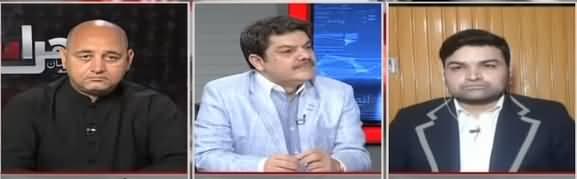 Khara Sach Luqman Kay Sath (Ahad Cheema Ki Corruption) – 21st May 2018
