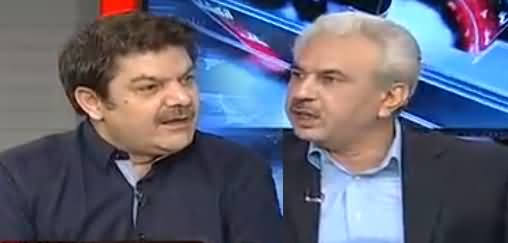 Khara Sach Luqman Kay Sath (Eid Se Pehle Nawaz Sharif Ko Jail Hogi?) – 14th June 2018