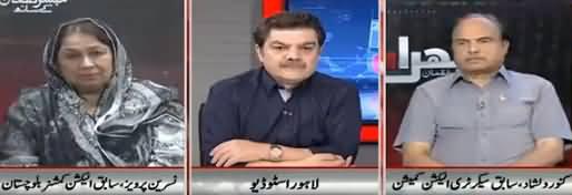 Khara Sach Luqman Kay Sath (Failed Governance in Pakistan) – 4th June 2018