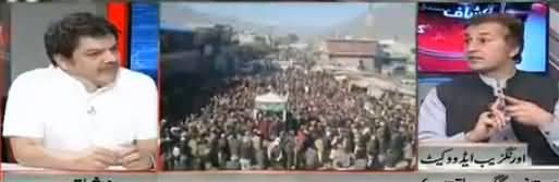 Khara Sach Luqman Kay Sath (Gilgit Baltistan Issues) – 2nd May 2018
