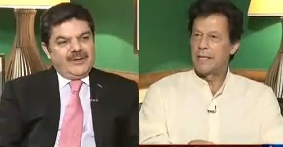 Khara Sach Luqman Kay Sath (Imran Khan Exclusive Interview) – 27th June 2018