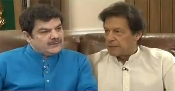 Khara Sach Luqman Kay Sath (Imran Khan Exclusive Interview) – 9th April 2018