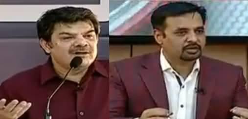 Khara Sach Luqman Kay Sath (Karachi Ke Masayl) – 10th May 2018