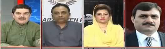 Khara Sach Luqman Kay Sath (Nawaz Sharif Mulk Dushman) – 16th May 2018