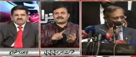 Khara Sach Luqman Kay Sath (Shayd Zainab Ko Insaf Na Mil Sake) – 22nd January 2018