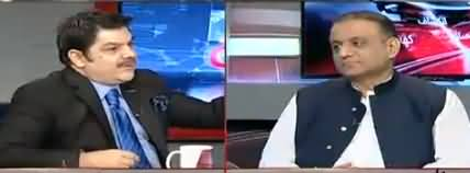 Khara Sach Luqman Kay Sath (Special Talk With Aleem Khan) – 8th October 2018