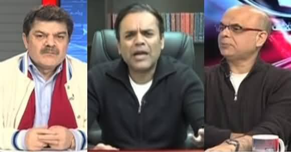 Khara Sach (Mulk Mein Siasi Ikhtalafat Urooj Per) - 12th December 2017