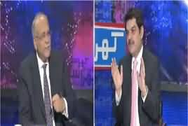 Khara Sach (Najam Sethi Exclusive Interview) – 28th August 2017