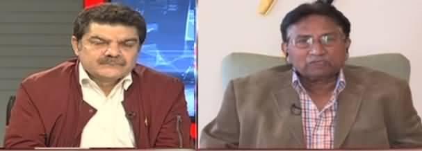 Khara Sach (Pervez Musharraf Exclusive Interview) - 21st December 2017