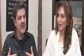 Khara Sach (Shahbaz Sharif's Wife Tehmina Durrani Interview) – 28th February 2017