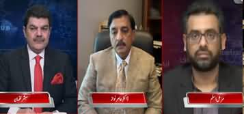Khara Sach with Mubasher Lucman (Dollar Rate, Coronavirus) - 12th March 2020