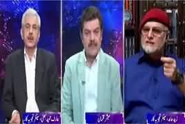 Khara Sach with Mubashir Lucman (100 Lohar Ki, Aik 1SPR Ki) – 1st May 2017