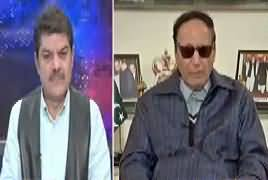 Khara Sach with Mubashir Lucman (Chaudhry Shujaat Exclusive) – 21st February 2017