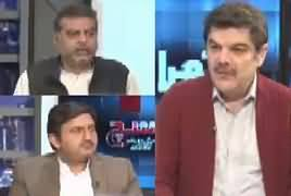 Khara Sach With Mubashir Lucman (Govt Vs Opposition) – 13th March 2019