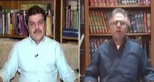 Khara Sach with Mubashir Lucman (Hassan Nisar Exclusive Interview) – 9th May 2017