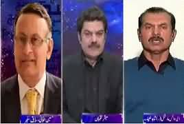 Khara Sach with Mubashir Lucman (Hussain Haqqani Ke Inkishafat) – 13th March 2017