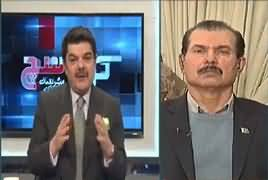 Khara Sach With Mubashir Lucman (India Once Again Failed) – 5th March 2019