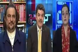 Khara Sach With Mubashir Lucman (Kashmir Bane Ga Pakistan) – 6th March 2019
