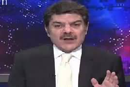 Khara Sach with Mubashir Lucman (Loot Maar Ka Bazar Garm) – 24th March 2017
