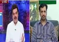 Khara Sach With Mubashir Lucman (Mustafa Kamal Interview) – 24th July 2016