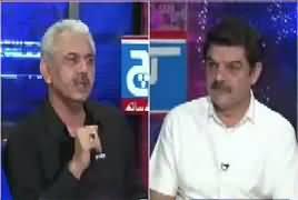 Khara Sach with Mubashir Lucman (Nawaz Sharif Ka Plan) – 25th August 2017
