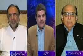 Khara Sach with Mubashir Lucman (Nawaz Sharif Ki Ulti Ginti Shuru) – 25th April 2017