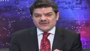 Khara Sach With Mubashir Lucman (Nothing Is Free) – 19th December 2016